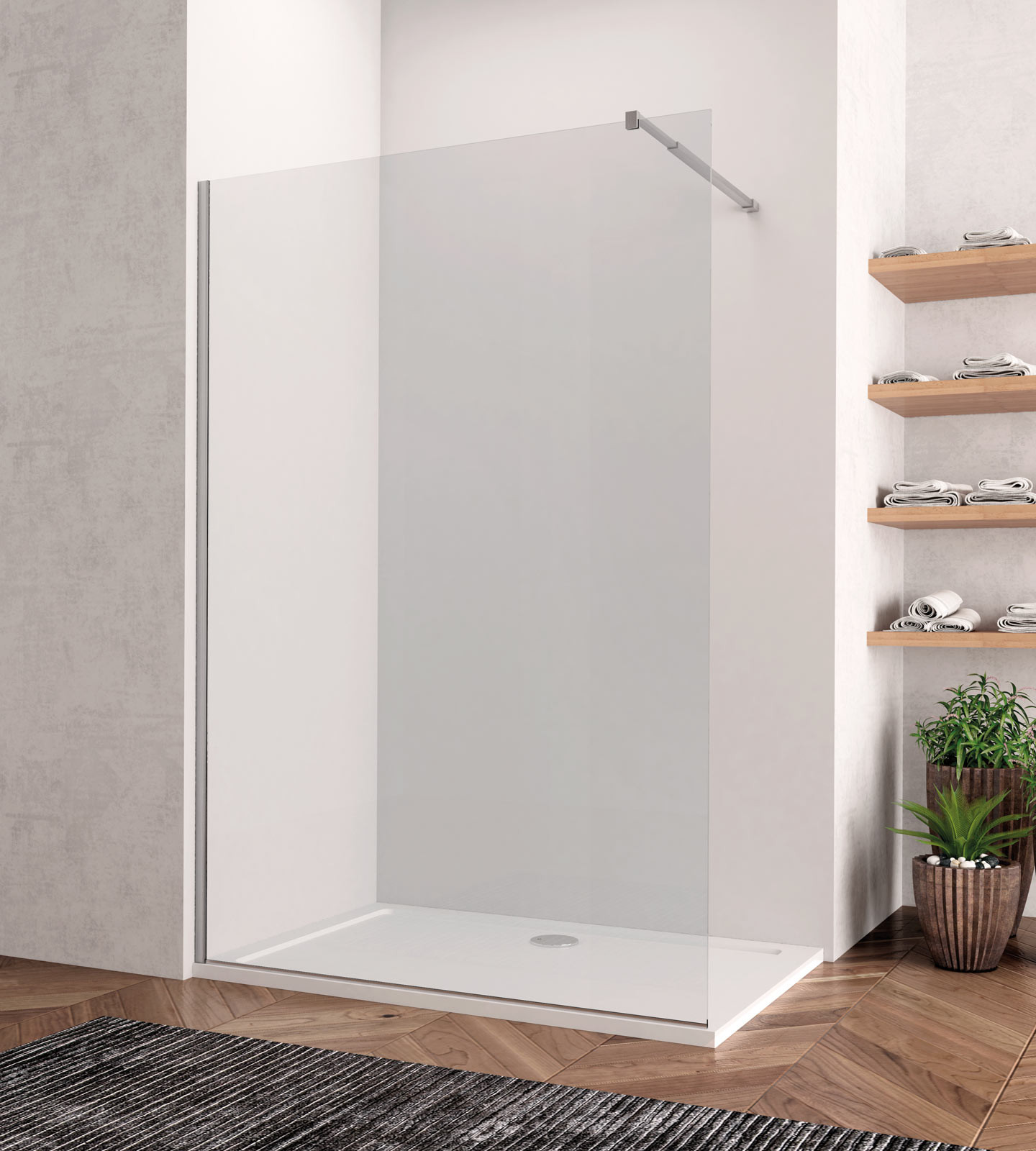 Trasformazione vasca in doccia - Star Italia
